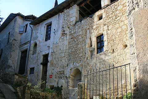 Photo of Aubeterre sur Dronne in Dordogne