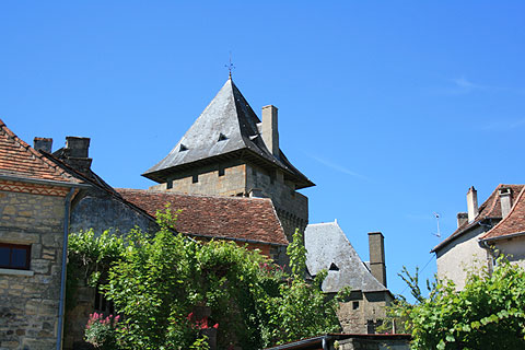 Photo of Badefols-d'Ans in Dordogne