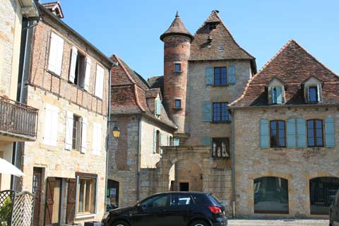Photo of Bretenoux in Dordogne