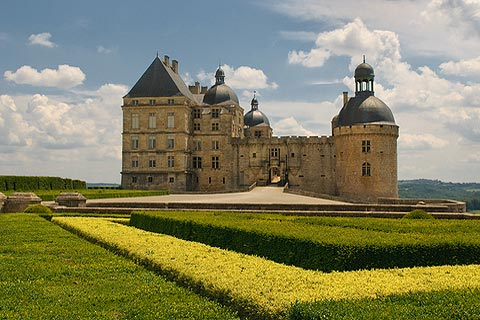 Photo of Chateau de Hautefort in Dordogne