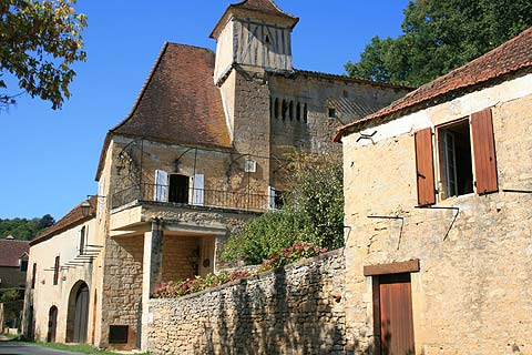 Photo of Coux et Bigaroque in Dordogne