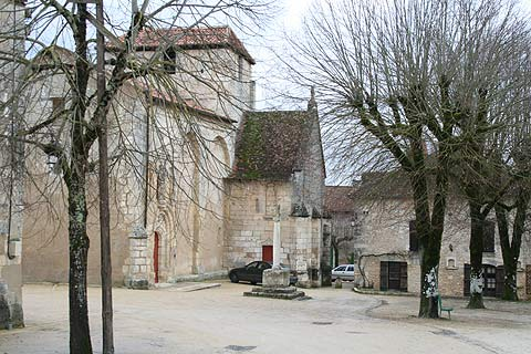 Photo of La Chapelle Faucher in Dordogne