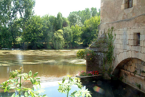 Photo of Le Bugue in Dordogne