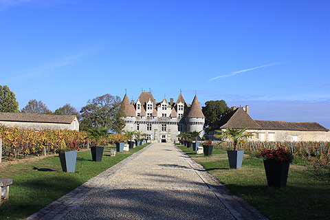 Photo of Monbazillac in Dordogne
