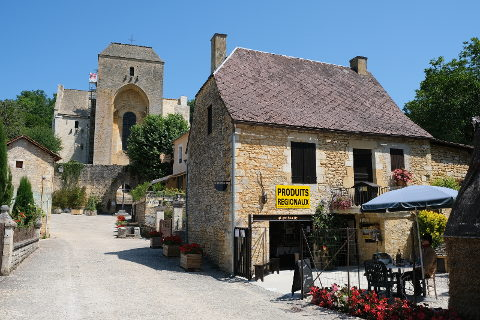 Photo of Saint Amand de Coly