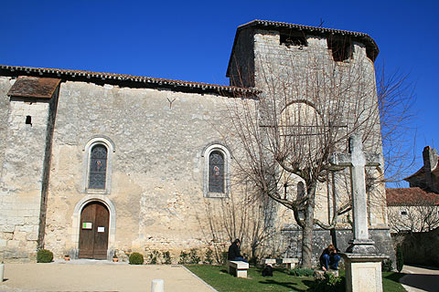Photo of Riberac Churches in Dordogne