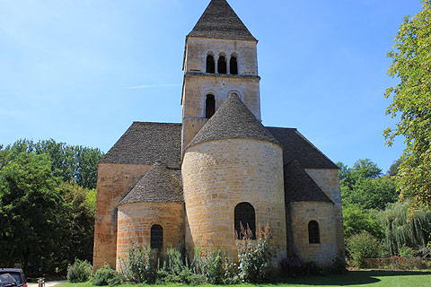 Photo of Saint-Leon-sur-Vezere in Dordogne