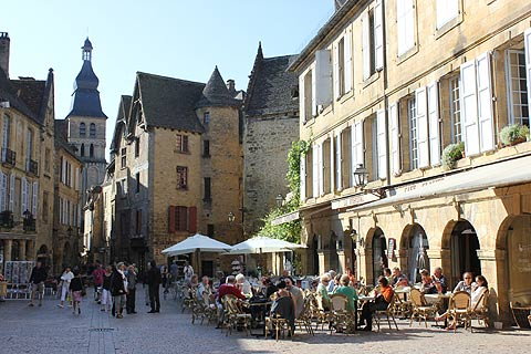 Photo of Sarlat in Dordogne