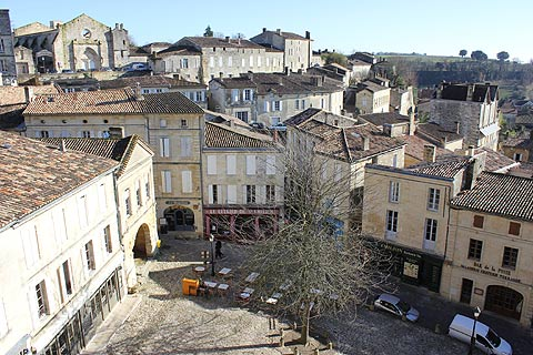 Photo of Saint-Emilion in Dordogne