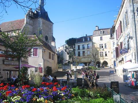 Belle Ville En Dordogne