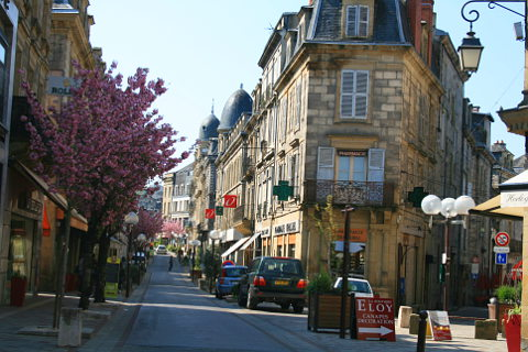 Brive la gaillarde correze one of the main towns in the area for Brive la gaillarde correze