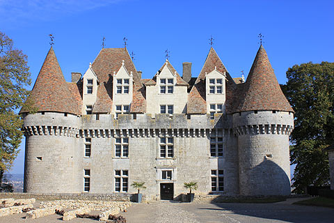 click any picture to start the gallery - Chateau De Monbazillac Mariage