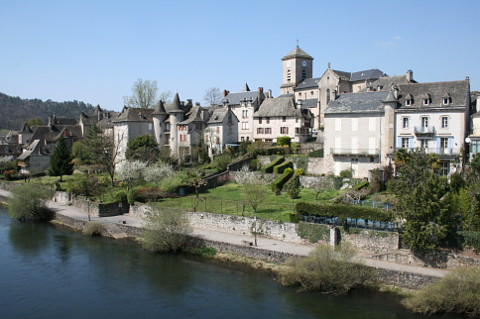 La Roche Posay Ville Visite