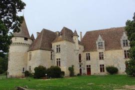 Chateau de Bridoire