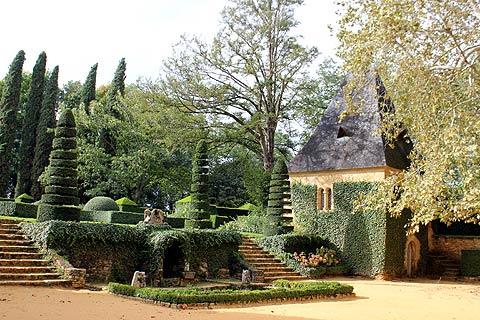 Photo de Les Jardins d'Eyrignac