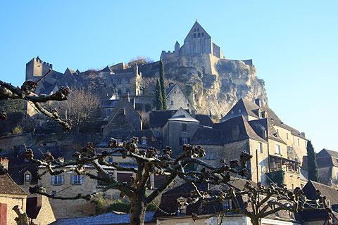 Photo of Beynac in Perigord Noir