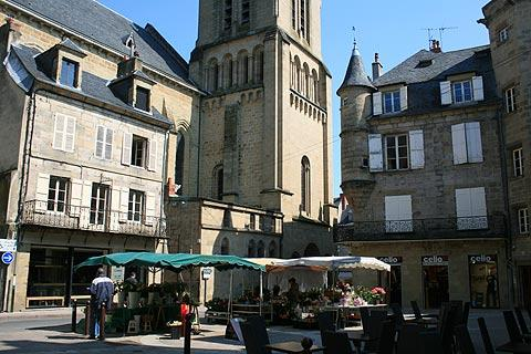 brive la gaillarde correze one of the main towns in the area. Black Bedroom Furniture Sets. Home Design Ideas