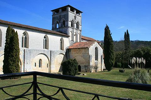 Photo of Chancelade Abbey
