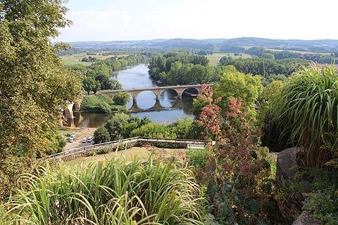 Les Jardins Panoramiques De Limeuil Dordogne Garden
