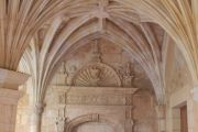 cloister-carving