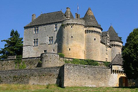 Les Ch 226 Teaux De La Dordogne