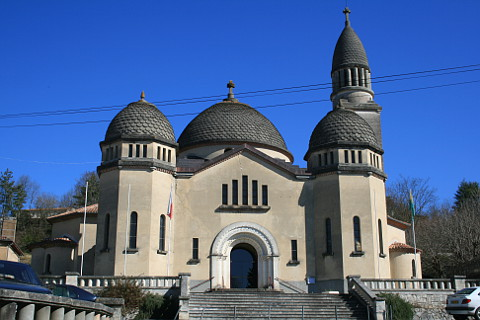 Church of Notre Dame de la Paix in Riberac