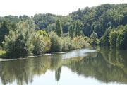 La rivière Isle