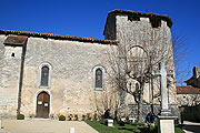 Riberac Churches